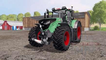 Fendt 1050 Vario turbo green для Farming Simulator 2015