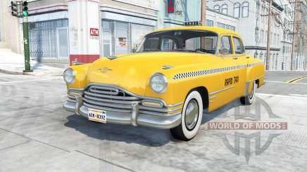 Burnside Special Taxi v1.041 для BeamNG Drive