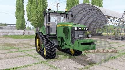 John Deere 8520T для Farming Simulator 2017