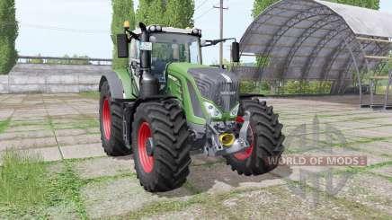 Fendt 933 Vario by SlavoLS для Farming Simulator 2017