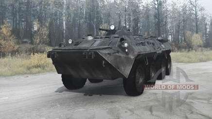 БТР 80 (ГАЗ 5903) для MudRunner