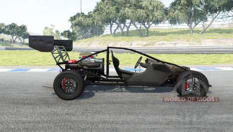 Civetta Bolide Track Toy для BeamNG Drive