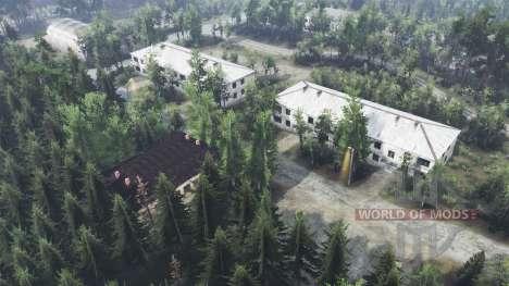 Тени Чернобыля 2 v1.1 для Spin Tires