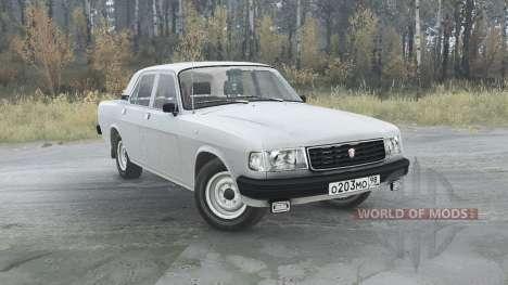 ГАЗ Волга (31029) 1991 v1.1 для Spintires MudRunner