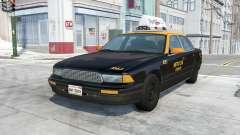 Gavril Grand Marshall Belasco Taxi для BeamNG Drive
