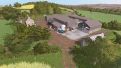 Coldborough Park Farm v2.0 для Farming Simulator 2017