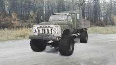 ГАЗ 52 4x4