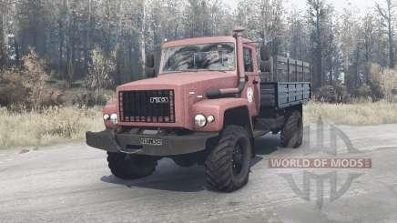 ГАЗ 3308 Садко для MudRunner