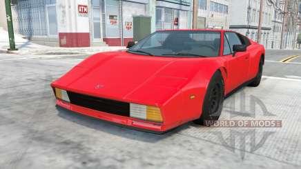 Civetta Bolide GTC для BeamNG Drive