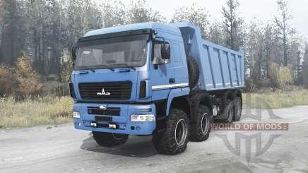 МАЗ 6516В9 для MudRunner