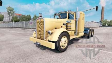 Kenworth 521 v1.31.2.5s для Euro Truck Simulator 2