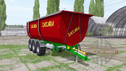 Zaccaria ZAM 200 DP8 Super Plus v1.2 для Farming Simulator 2017