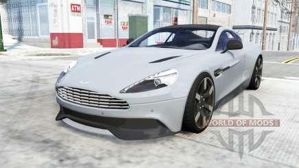 Aston Martin Vanquish 2013 для BeamNG Drive