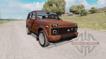 LADA Нива Urban (21214) 2015 для Euro Truck Simulator 2