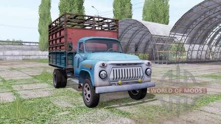 ГАЗ 52 v1.1 для Farming Simulator 2017