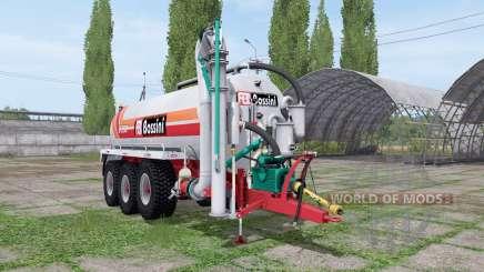 Bossini B200 v4.1 для Farming Simulator 2017