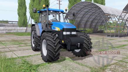 New Holland TM175 v1.2 для Farming Simulator 2017