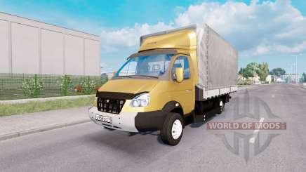 ГАЗ 3310 Валдай 2004 для Euro Truck Simulator 2