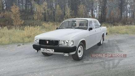 ГАЗ Волга (31029) 1991 v1.1 для MudRunner