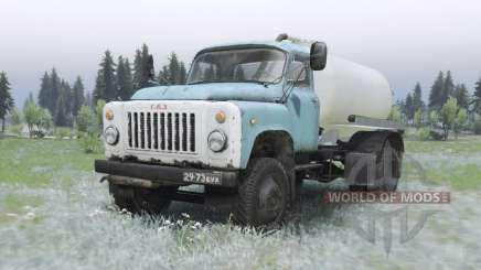 ГАЗ 53А КО-503В-2 для Spin Tires