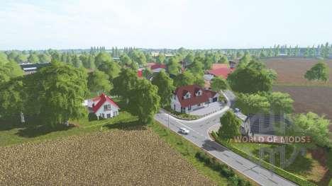 Gemeinde Rade для Farming Simulator 2017