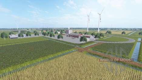 Юго-Западная Фрисландия для Farming Simulator 2017