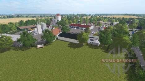 On the Baltic Sea для Farming Simulator 2017
