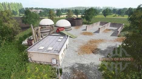 La Petite Meusienne для Farming Simulator 2017