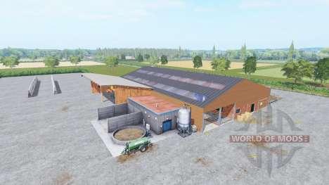 National Park of The Dutch Biechbosh для Farming Simulator 2017