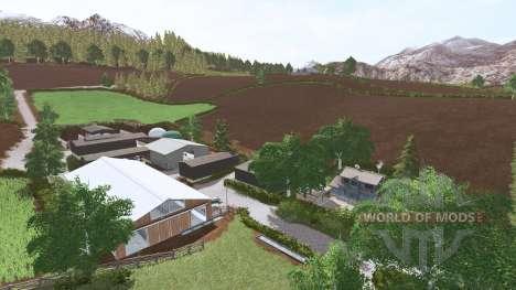 Higher Hills v2.0 для Farming Simulator 2017