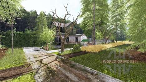 Польская деревня для Farming Simulator 2017