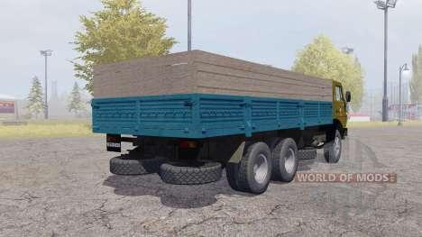 КамАЗ 53212 для Farming Simulator 2013