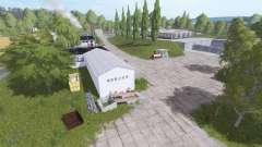 Thuringer Oberland v1.2 для Farming Simulator 2017
