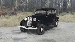 ГАЗ М1 1936