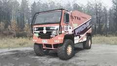 Tatra T815 4x4 Dakar