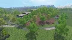 Вертхайм v1.1 для Farming Simulator 2015