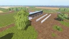 Саксония v2.1 для Farming Simulator 2017