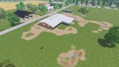 Hochebene Lindenthal v1.1 для Farming Simulator 2017