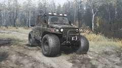УАЗ 3151 ТРЭКОЛ v1.2 для MudRunner