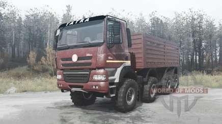 Tatra Phoenix T158 8x8 для MudRunner