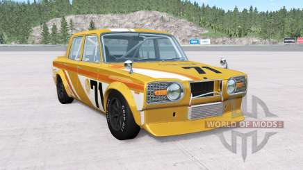 Ibishu Miramar MV Design Racing для BeamNG Drive
