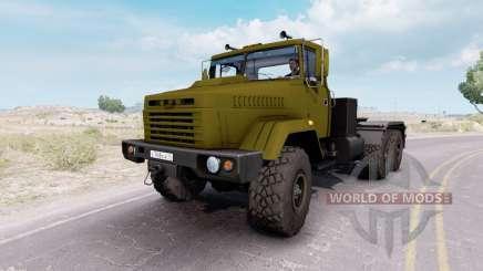 КрАЗ 6446 2006 для American Truck Simulator