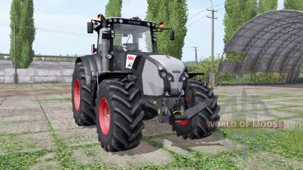 CLAAS Axion 840 Black Edition для Farming Simulator 2017