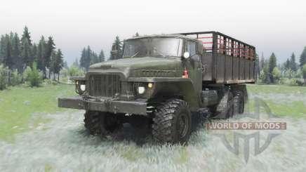 Урал 375 by AlexGuD для Spin Tires
