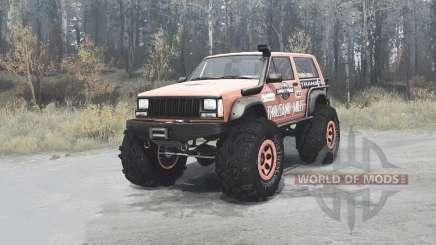 Jeep Cherokee для MudRunner