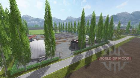 Great Country для Farming Simulator 2017