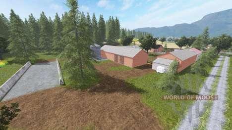 Swietokrzyskie Doliny для Farming Simulator 2017