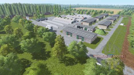 Monchwinkel для Farming Simulator 2017