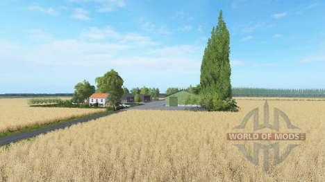 Dutch Polder для Farming Simulator 2017