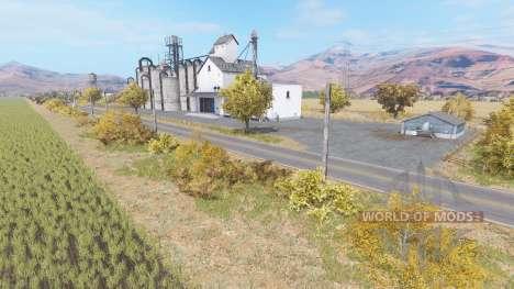 Mustang Valley Ranch для Farming Simulator 2017